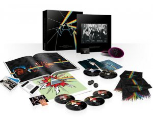 Pink Floyd - The Dark Side Of The Moon - Immersion Box Set [Collector's Edition] (2011)