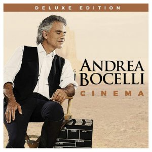 Andrea Bocelli - Cinema [Japanese Deluxe Edition] (2015)