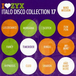 VA - I Love ZYX Italo Disco Collection 17 (2014)