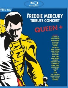 VA - The Freddie Mercury Tribute Concert (2013) [BDRip 1080p]