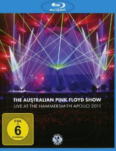The Australian Pink Floyd Show -  Live at Hammersmith Apollo (2012) [BDRip 1080p]