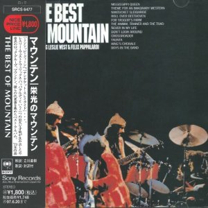 Mountain - The Best of Mountain (1973) [Japan 1995]