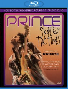 Prince - Sign 'O' The Times (2014) [BDRip 1080p]