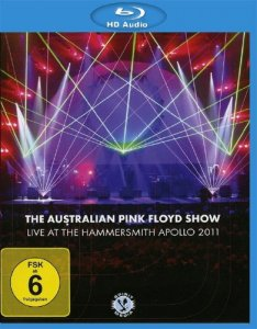 The Australian Pink Floyd Show -  Live at Hammersmith Apollo (2012)