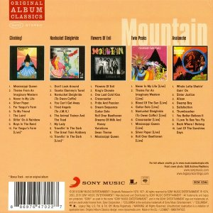 Mountain - Original Album Classics (2010)