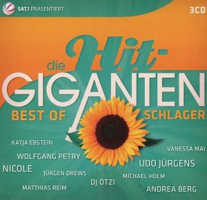 VA - Die Hit Giganten: Best Of Schlager (2016)