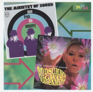 The Ministry Of Sound - Men From The Ministry / Midsummer Nights Dreaming (1966-68) (2005)