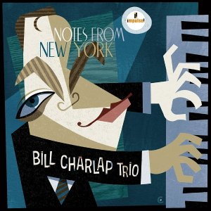 Bill Charlap Trio - Notes From New York (2016) [HDTracks]