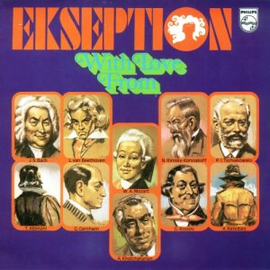 Ekseption - With Love From (1977) [2LP Vinyl Rip 24/192]