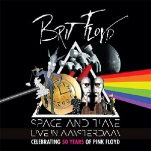 Brit Floyd - Space & Time: Live in Amsterdam (2016) [DVD9]