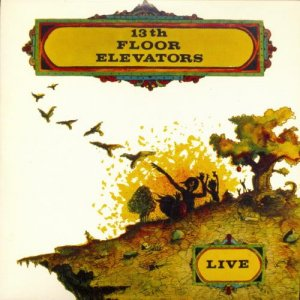 The Thirteenth Floor Elevators - Live (1968)
