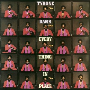 Tyrone Davis - Everything In Place (1981) [2016] [HDTracks]
