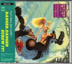Danger Danger - Screw It! (1991)