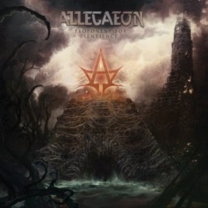 Allegaeon - Proponent For Sentience (2016)