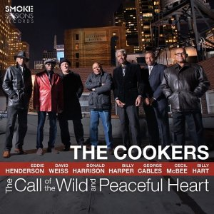 The Cookers - The Call of the Wild and Peaceful Heart (2016) [HDTracks]