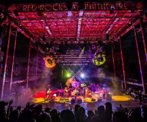 Railroad Earth - 2016-09-16 Red Rocks Amphitheatre, Morrison, CO (2016)