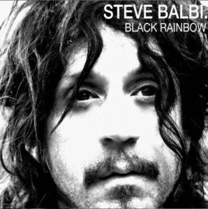Steve Balbi - Black Rainbow (2013) [Reissue 2015]
