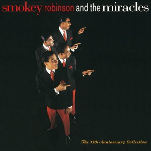 Smokey Robinson & The Miracles - The 35th Anniversary Collection (1994)