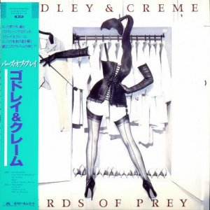 Godley & Creme - Birds Of Prey (1983)
