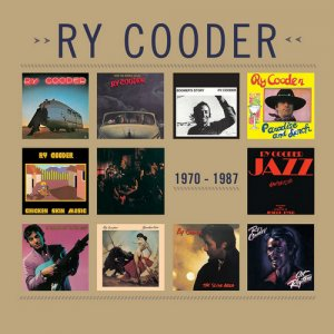 Ry Cooder - 1970-1987 [11CD Box Set] (2013)