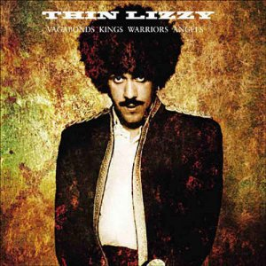 Thin Lizzy - Vagabonds Kings Warriors Angels [4CD Box Set] (2001)