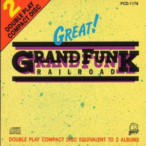 Grand Funk Railroad - Great! (1987)