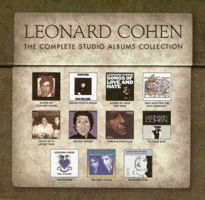 Leonard Cohen - The Complete Studio Albums Collection [11CD] (2011)