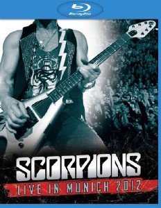 Scorpions - Live in Munich 2012 (2016) [BDRip 1080p]