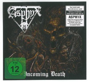 Asphyx - Incoming Death (2016) [DVD9]