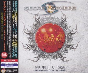Secret Sphere - One Night in Tokyo (Japanese Edition) [2016] (DVD5)