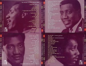 Otis Redding - Otis! The Definitive Otis Redding [4CD Boxset] (1993)