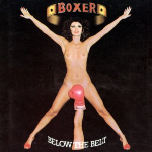 Boxer - Below The Belt (1975)