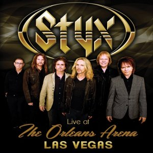 Styx - Live at The Orleans Arena Las Vegas (2016)