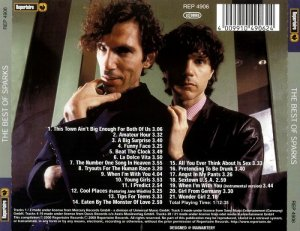 Sparks - The Best Of (2000)