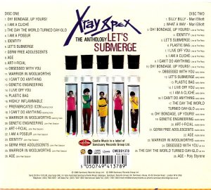 X-Ray Spex ?- Let's Submerge: The Anthology (2006)