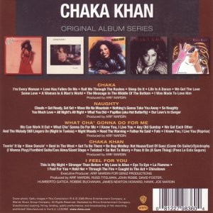 Chaka Khan - Original Album Series [5CD Box-Set] (2009)