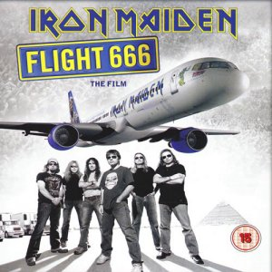 Iron Maiden - Flight 666 (2009)