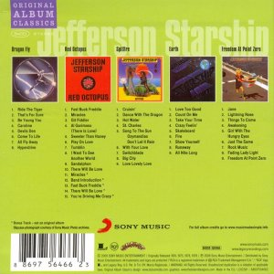 Jefferson Starship - Original Album Classics (2009)