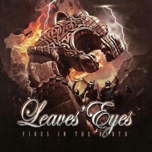Leaves' Eyes - Fires in the North (2016)