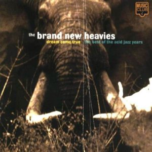 The Brand New Heavies - Dream Come True: The Best Of The Acid Jazz Years (1998)