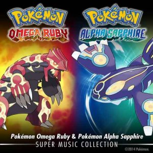 VA - Pokemon Omega Ruby & Pokemon Alpha Sapphire: Super Music Collection [6CD Box Set] (2014)