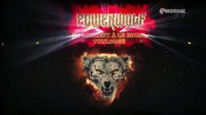 Powerwolf - Live in Toulouse (2016) [HDTV 1080]