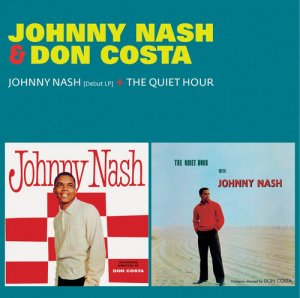 Johnny Nash & Don Costa - Johnny Nash + The Quiet Hour (2014) [Remastered]