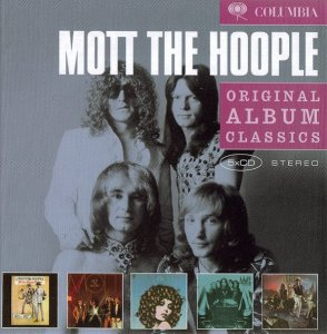 Mott The Hoople - Original Album Classics [5CD Box Set] (2009)