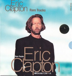 Eric Clapton - Rare Tracks [4CD Gold Disc Box Set] (2015)