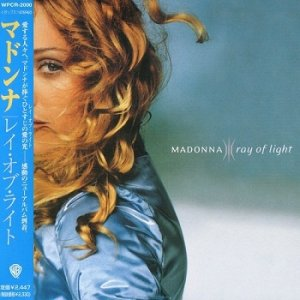 Madonna - Ray Of Light (Japan Edition) (1998)