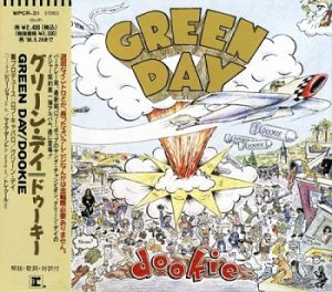 Green Day - Dookie (Japan Edition) (1994)