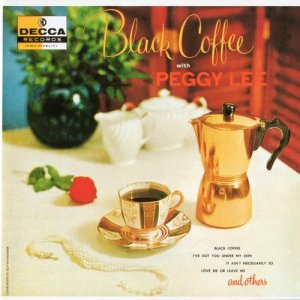 Peggy Lee - Black Coffee with Peggy Lee (1999)