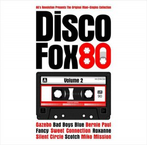 VA - The Original Maxi-Singles Collection: Disco Fox 80 Vol.2 (2014)