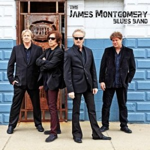The James Montgomery Blues Band - The James Montgomery Blues Band (2016)